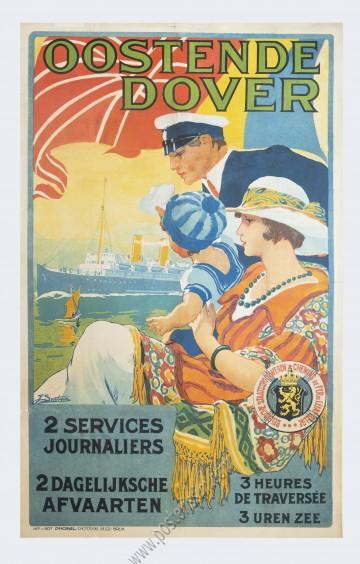 Oostende-Dover