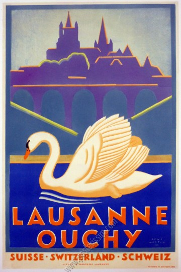 Lausanne - Ouchy