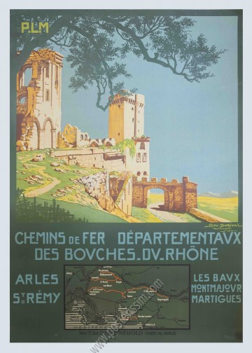 Arles & Saint Rémy, PLM