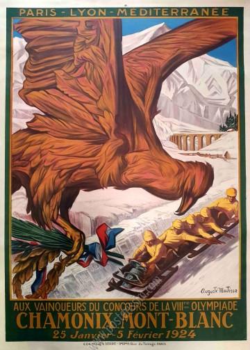 PLM : Chamonix, Mont-Blanc