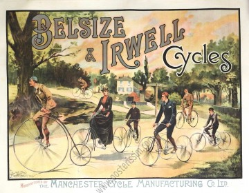 Belsize & Irwell Cycles