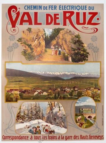 Chemin de fer électrique du Val de Ruz