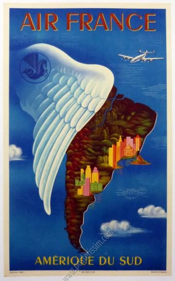 Air France : Amérique du Sud