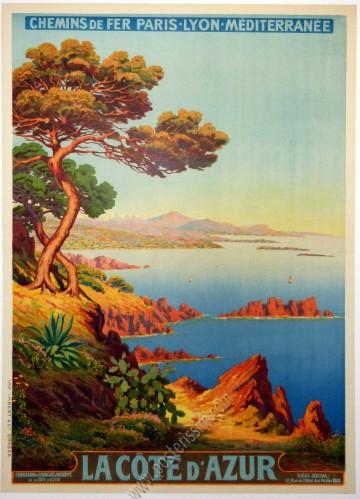 PLM : La Côte d'Azur