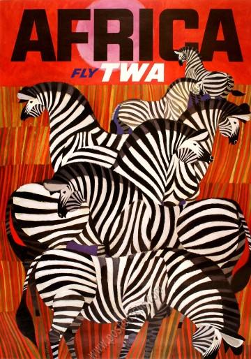 Fly TWA : Africa