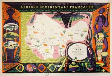 Afrique Occidentale Française.