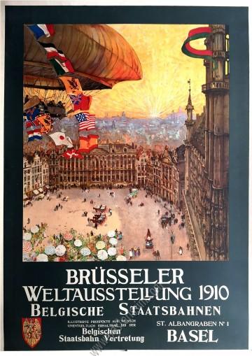 Brüsseler Weltausstellung 1910