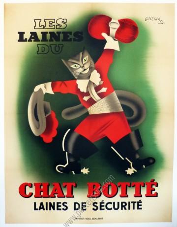 Les Laines du Chat Botté