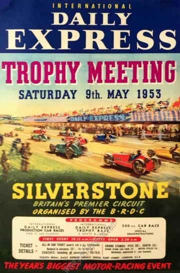 Daily Express Silverstone