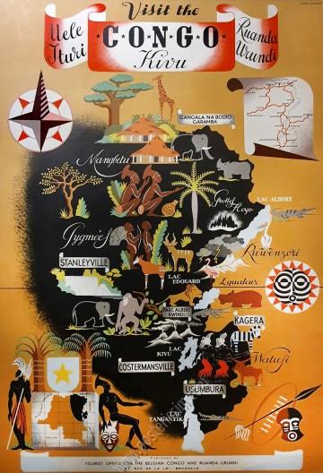 Visit the Congo