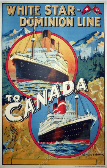 White Star : To Canada