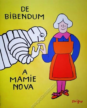De Bibendum à Mamie Nova