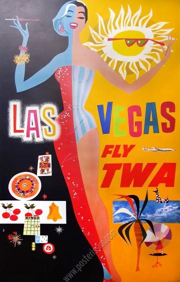 Fly TWA : Las Vegas