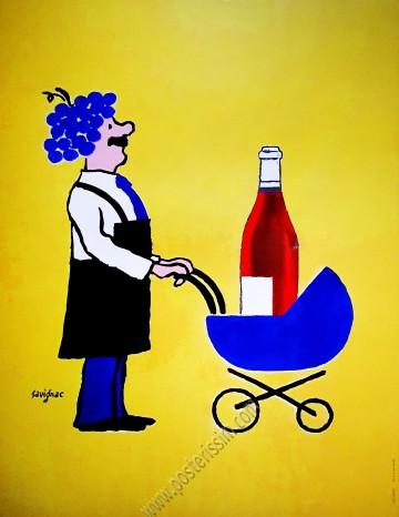Buvons ici Le Vin Nouveau