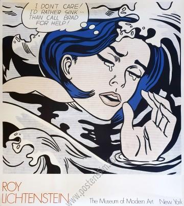 MoMA : Roy Lichtenstein