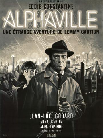 Alphaville, a strange adventure of Lemmy Caution