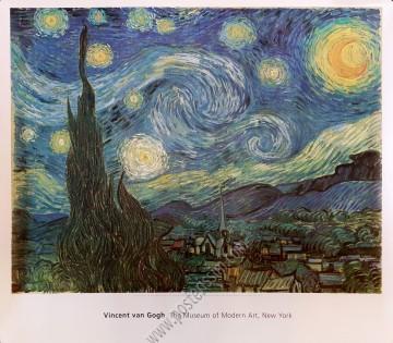 MoMA : Vincent Van Gogh