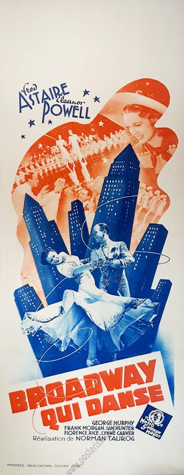 Broadway qui danse