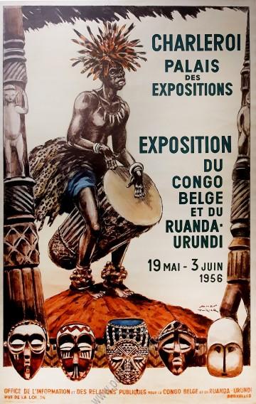 Exposition du Congo belge et du Ruanda Urundi