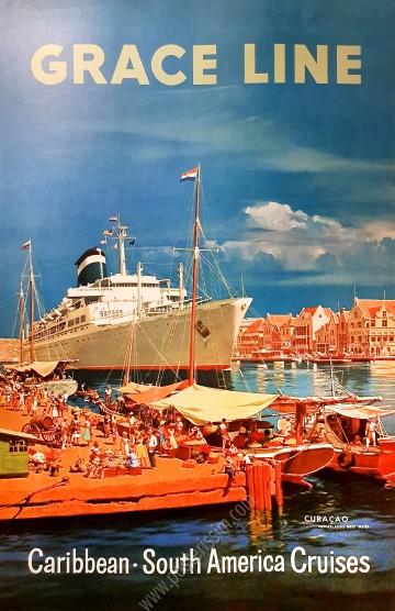 Grace Line cruises