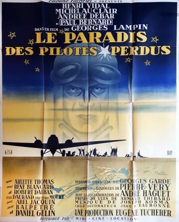 Le Paradis des pilotes perdus