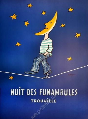 Nuit des funambules - Trouville
