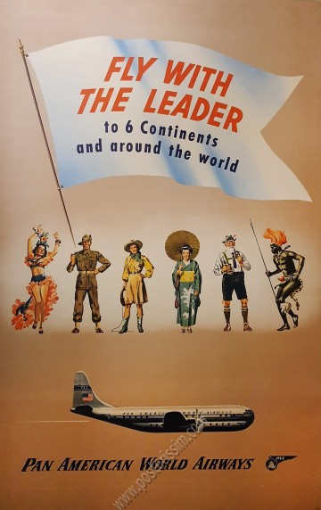 Pan Am : Fly with the leader