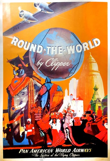 Pan Am : Round the World