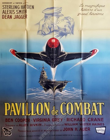 Pavillon de combat