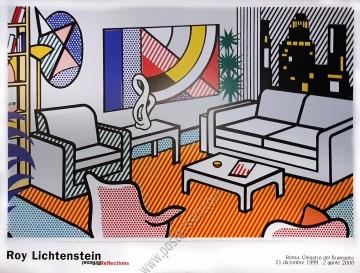 Roy Lichtenstein - Reflections