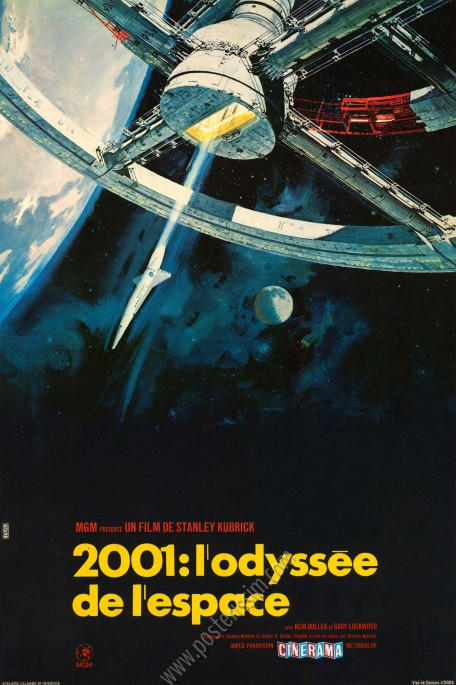 2001: The Space Odyssey