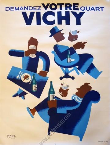 Demandez votre quart Vichy