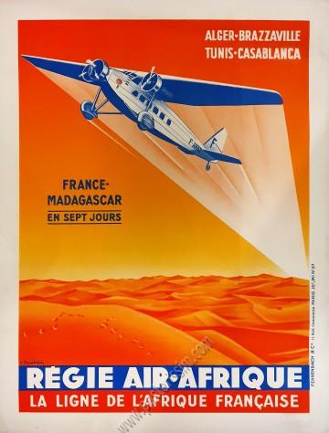 Régie Air Afrique