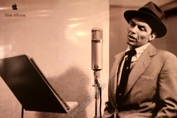 Think different : Frank Sinatra