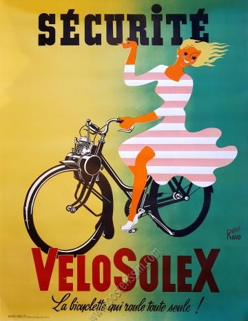 Vélosolex - Sécurité