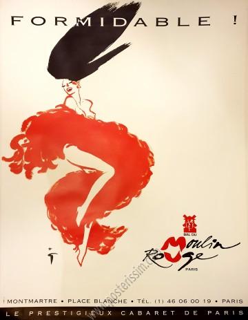 Le Moulin Rouge, Formidable