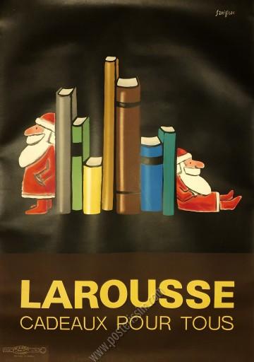 Larousse, cadeaux pour tous