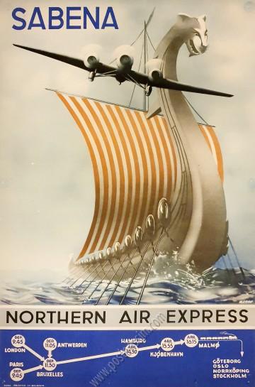 Sabena : Northern Air Express