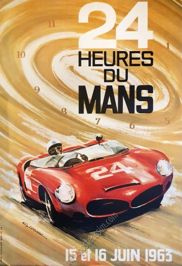 24h du Mans 1963