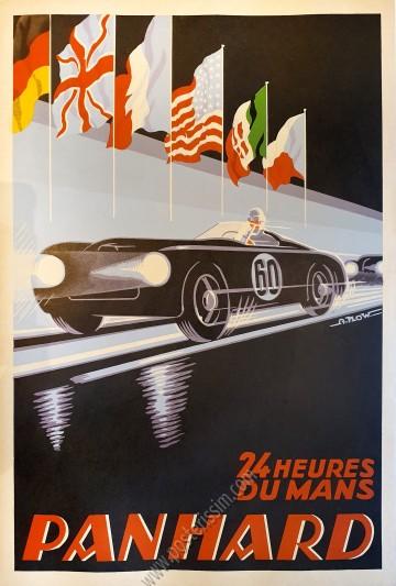 24h du Mans - Panhard
