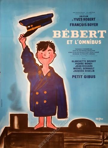 Bébert et l'omnibus 120 fr