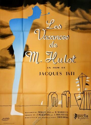 Les vacances de Mr Hulot