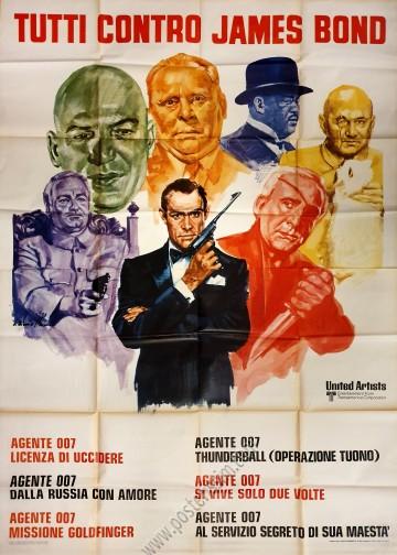 Tutti contro James Bond