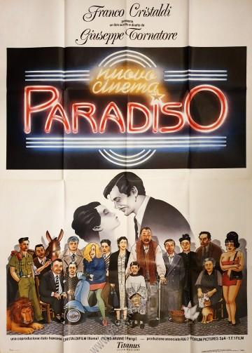Cinema Paradisio