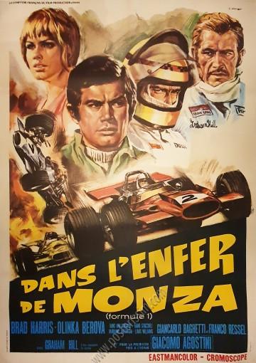Dans l'enfer de Monza