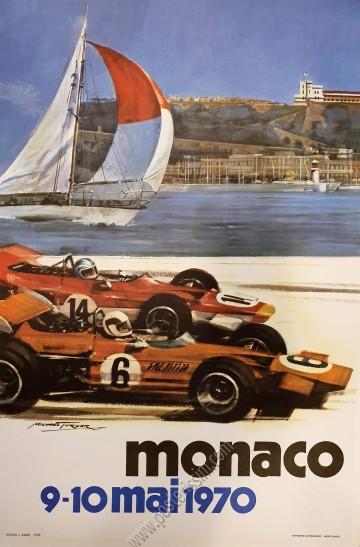 Grand Prix de Monaco 1970
