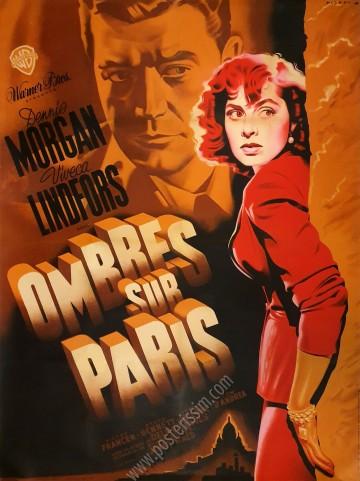 Ombres sur Paris