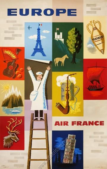 Air France : Europe