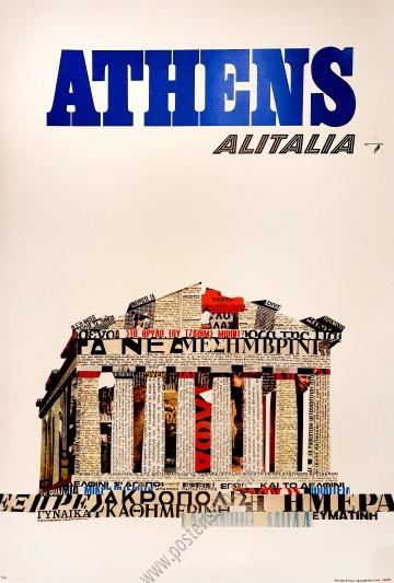 Alitalia : Athens